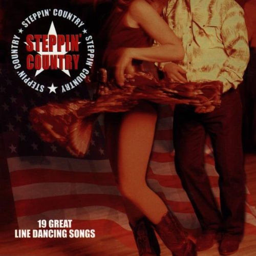 Various - Steppin Country Line