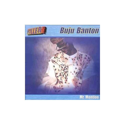 Banton Buju - Mr Mention