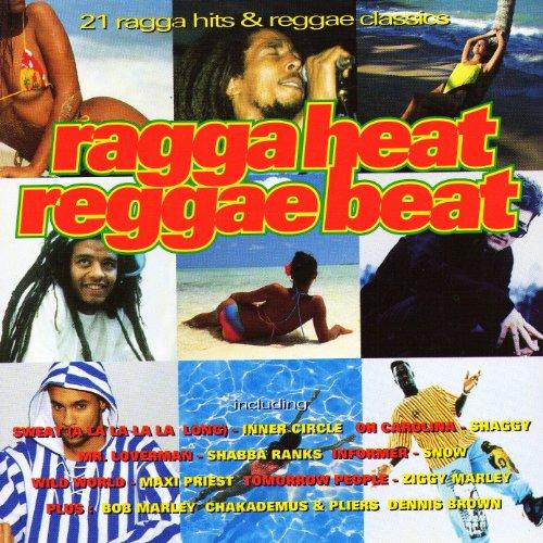 Various - Ragga Heat, Reggae Beat By Various