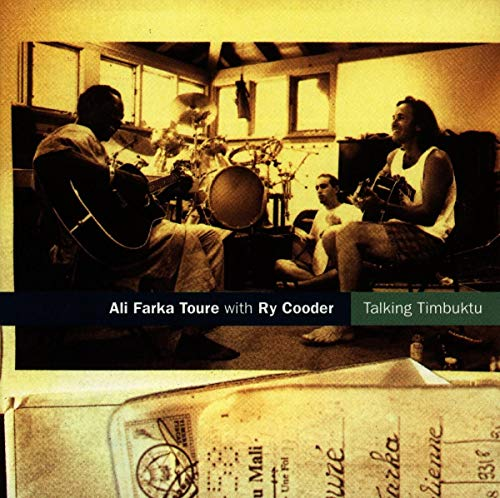 Talking Timbuktu By Ali Farka Toure/Ry Cooder