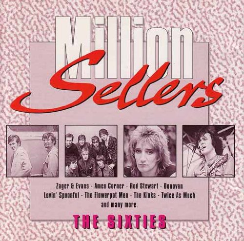 Various Artists - Various Artists - Million Sellers - the Sixties Vol.6