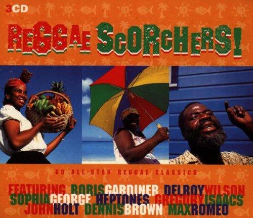 Various Artists - 60 All-Star Reggae Scorchers
