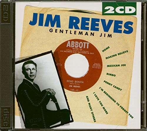 Jim Reeves - Gentleman Jim