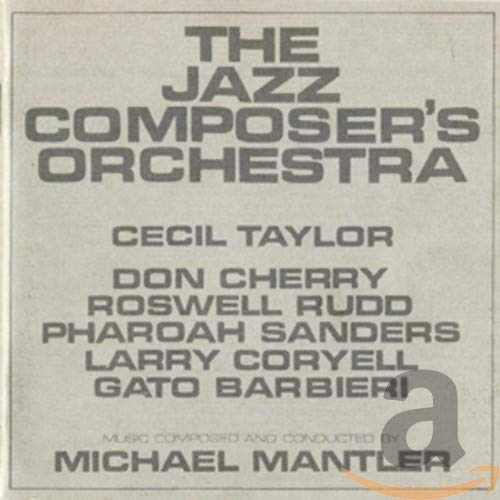 Jazz Composer's Orchestra - The Jazz Composer's Orchestra