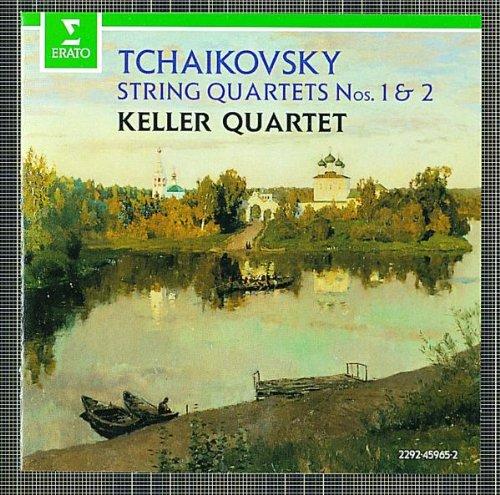 Keller Quartett - Streichquartette 1 & 2