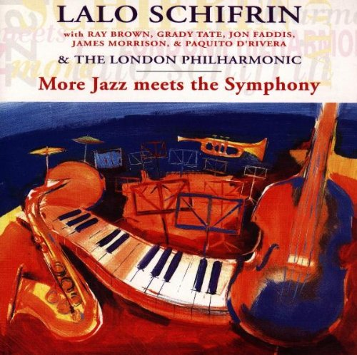 Lalo Schifrin - More Jazz Meets the Symphon