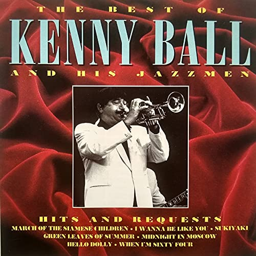 Ball Kenny - Ball Kenny - Hits Requests-Best of Kenny Ba