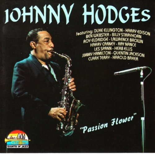 Hodges Johnny - Passion Flower