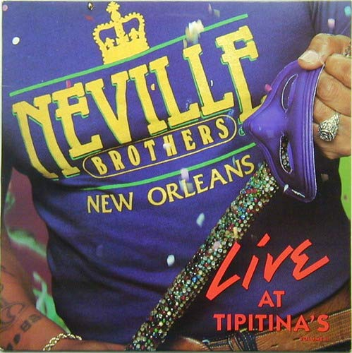 Neville Brothers, the - Neville Brothers Live