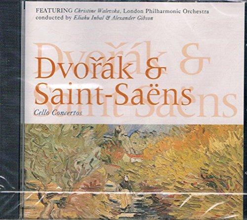Walevska,Christine - Cello Cto +S-Saens-Cto. 1 By Walevska,Christine
