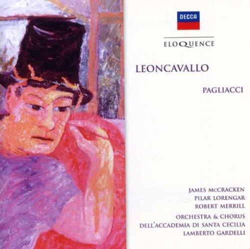 Gardelli - I Pagliacci By Merrill