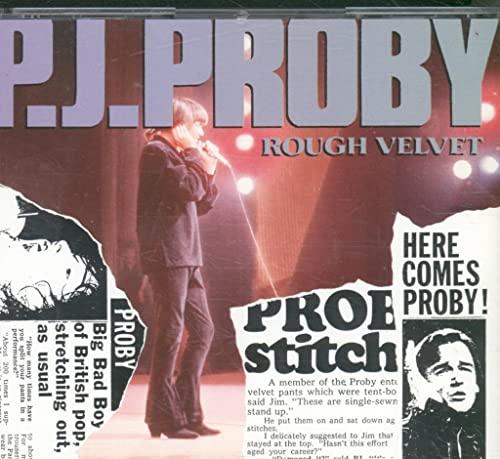 PJ Proby - Rough Velvet