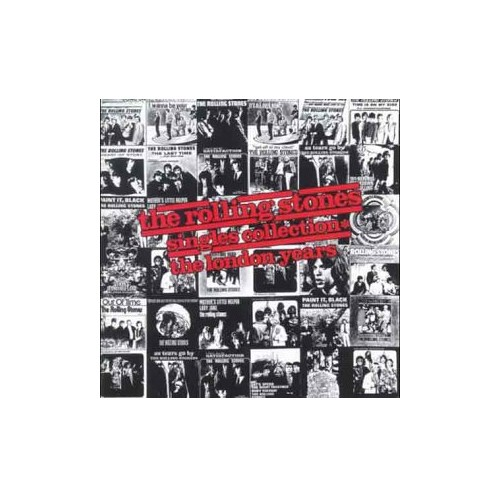 Rolling Stones, the - The Rolling Stones Singles Collection: The London Years