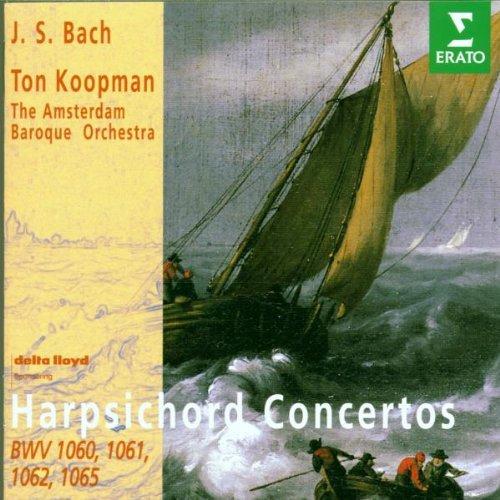Johann Sebastian Bach - Harpsichord Concertos (Ton Koopman) By Johann Sebastian Bach