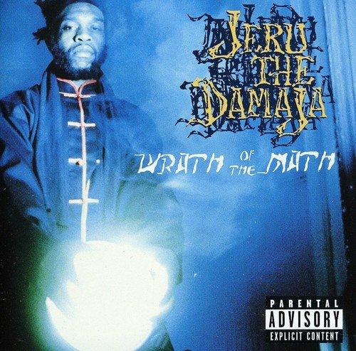 Jeru The Damaja - Wrath Of The Math By Jeru The Damaja