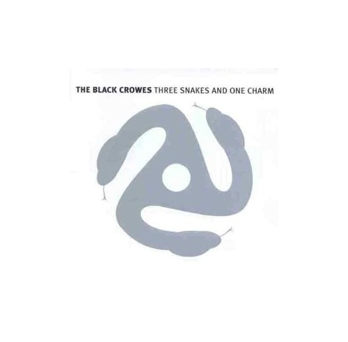 Black Crowes  the - Three Snakes and One Charm By Black Crowes  the