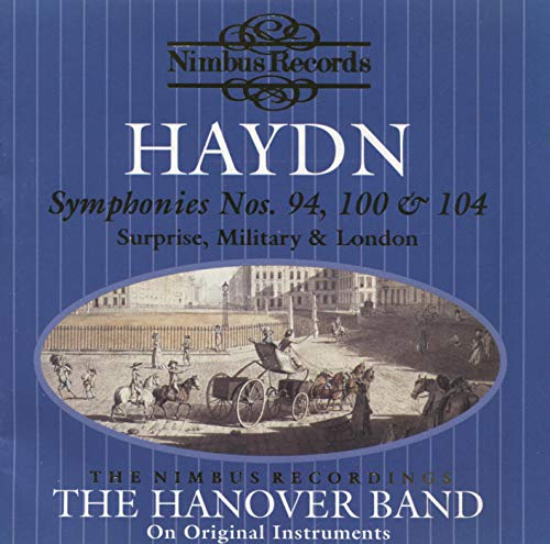 Haydn: Symphonies 94, 100 & 104