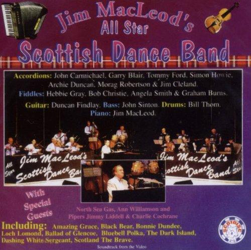 MacLeod, Jim - All Star Scottish Dance Band By MacLeod, Jim