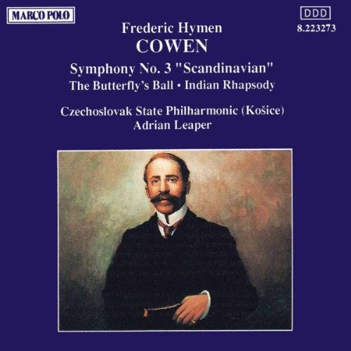 Symphony No.3, Indian Rhapsody, Butterfly's Ball