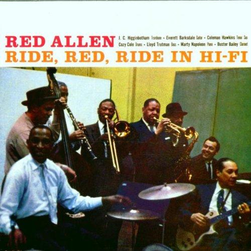Henry 'red' Allen - Ride, Red, Ride in Hi