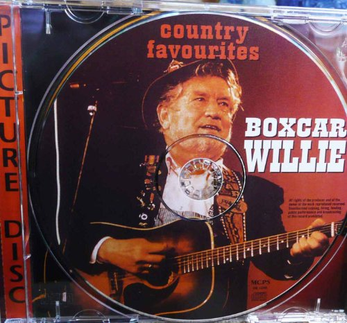 Boxcar Willie - Country Favourites