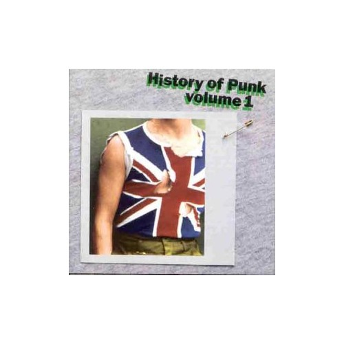 History of Punk Volume 1 By Various