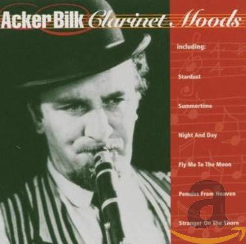 Bilk, Acker - Clarinet Moods