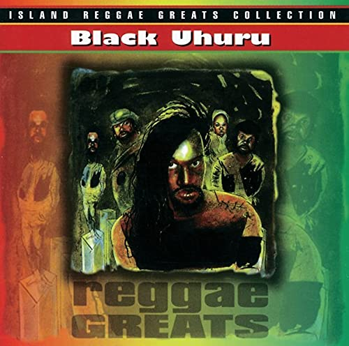 Black Uhuru - Reggae Greats (Re-Issue)