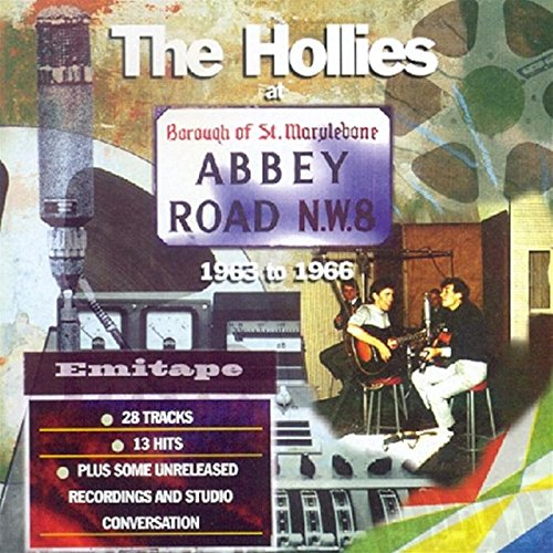 HOLLIES - At Abbey Road 1963-1966 By HOLLIES