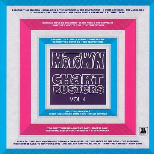 Various Artists - Motown Chartbusters Vol 4