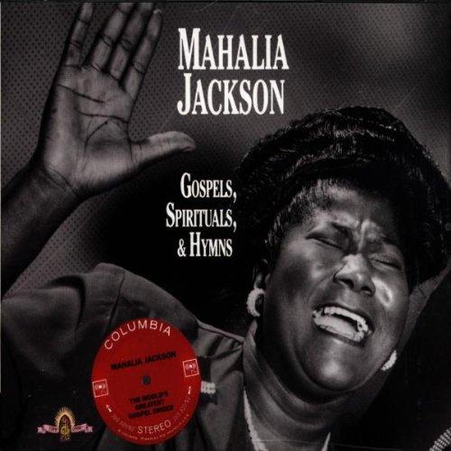 Mahalia Jackson - Gospels,Spirituals & Hymns By Mahalia Jackson