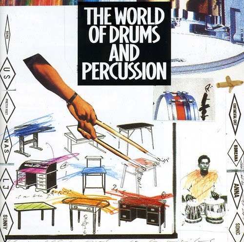 Various Artists - The World Of Drums And Percussion