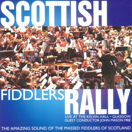 Various Artists - Scottish Fiddler's Rally By Various Artists