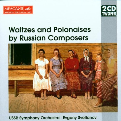 USSR So - Russian Waltzes & Polonaises By USSR So