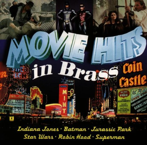 Various - Movie Hits in Brass By Various