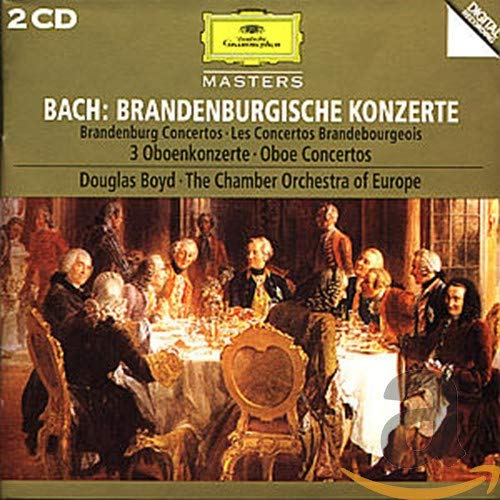 Chamber Orchestra of Europe - J.S. Bach: Brandenburg Concertos By Chamber Orchestra of Europe