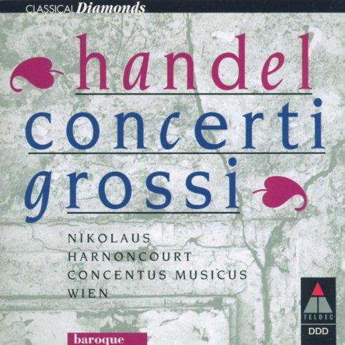 Concentus Musicus Wien - Concerti Grossi