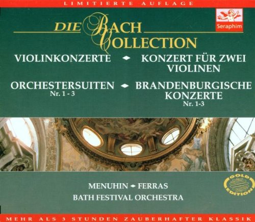 Various Artists - The Bach Collection