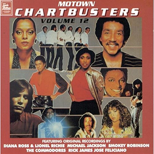 Various Artists - Motown Chartbusters Volume 12