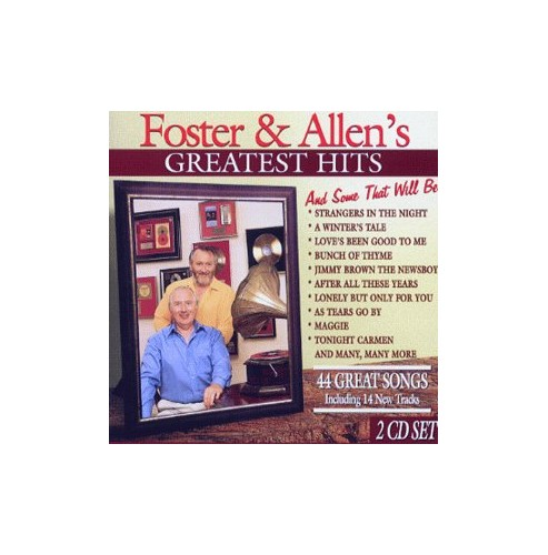Foster and Allen - Greatest Hits By Foster and Allen