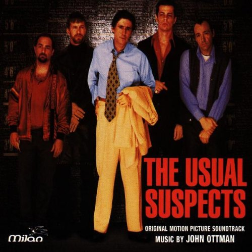 Original Soundtrack - Usual Suspects Ost/Ottman