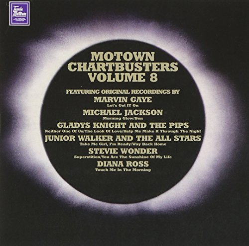 Various Artists - Motown Chartbusters Vol.8 By Various Artists