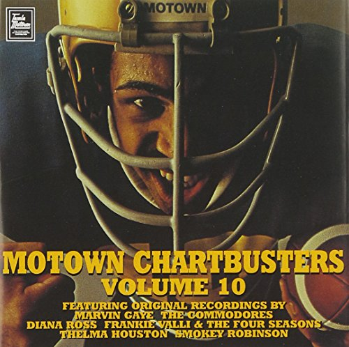 Various Artists - Motown Chartbusters Vol.10