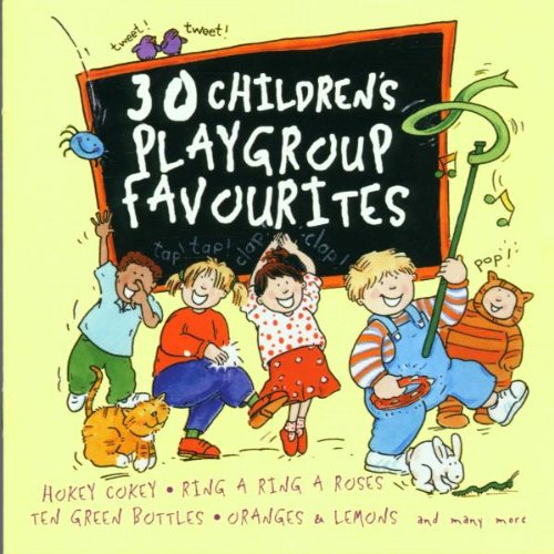 Various Artists - 30 Children's Playgroup Favourites