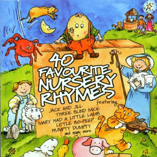 Various Artists - 40 Favourite Nursery Rhymes By Various Artists