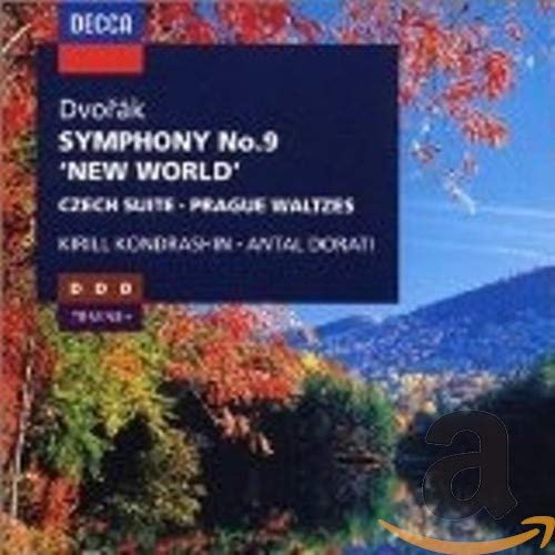 Dvorák: Symphony 9 / Czech Suite / Prague Waltzes