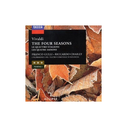 Riccardo Chailly - Vivaldi: The Four Seasons/Violin Concerto in G minor etc.