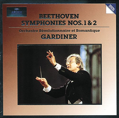 Beethoven: Symphonies, Nos 1 & 2