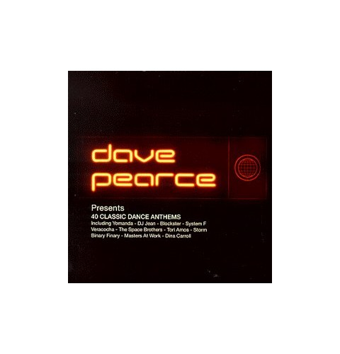 Pearce (mixed by), Dave - Dave Pearce Presents 40 Classic Dance Anthems Vol.1