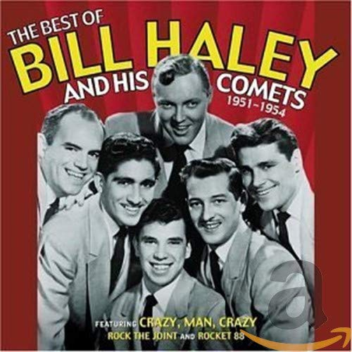 Bill Haley & His Comets - The Very Best Of Bill Haley & The Comets